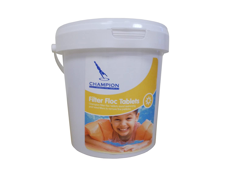 OPC Champion Filter Floc Tablets 750g