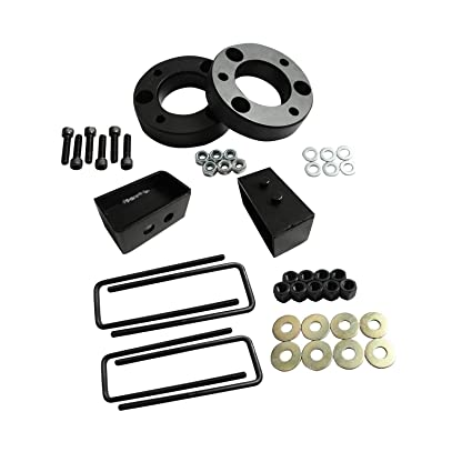 Amazon Com 3 Front And 2 Rear Leveling Lift Kits Fit For 2004