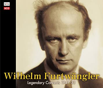 ヴィルヘルム・フルトヴェングラー / 伝説のコンサート 【ターラ編】 (Wilhelm Furtwangler / Legendary Concerts 1947-53) [6CD] [国内プレス] [日本語帯解説付]