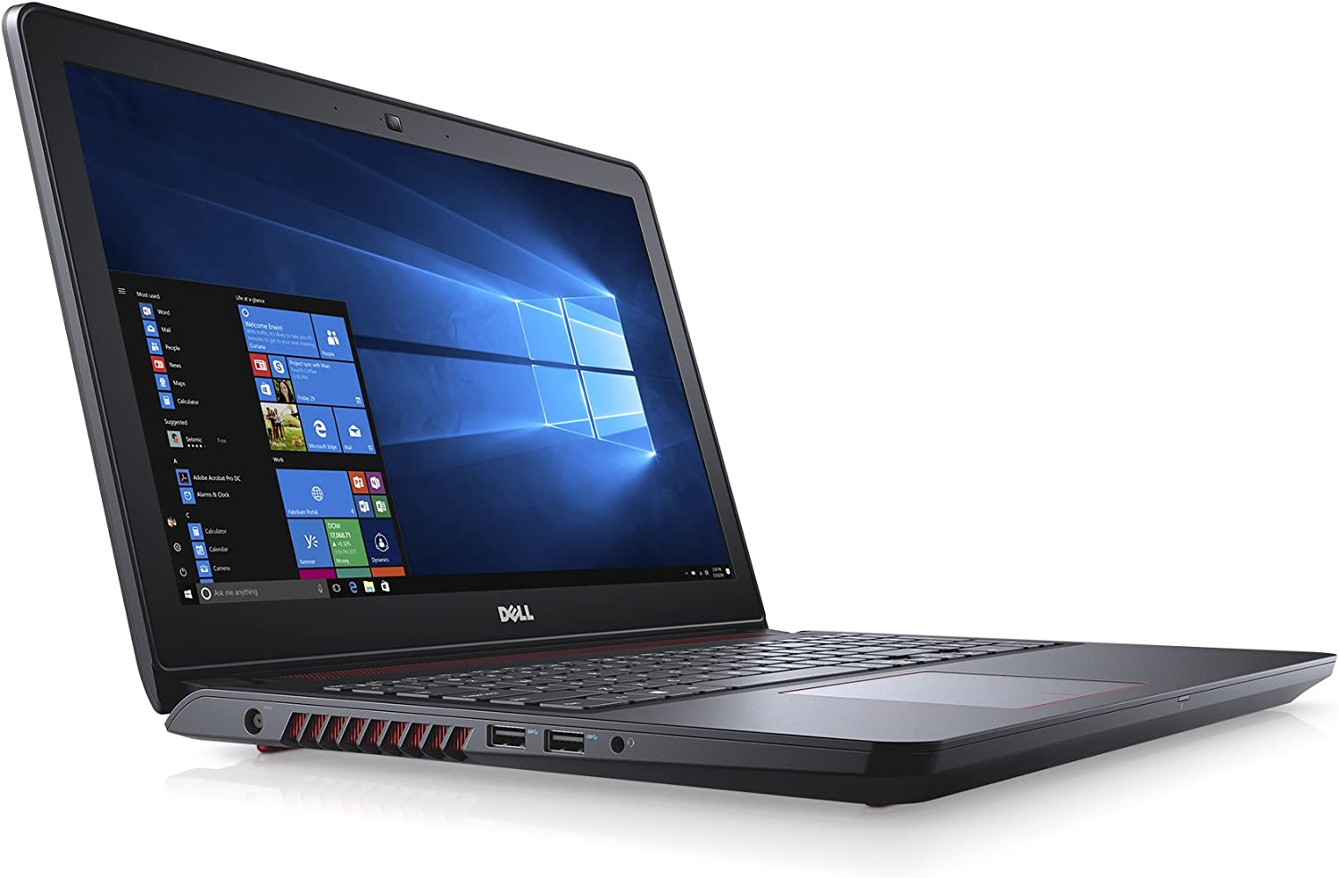Dell Inspiron Top Performance Gaming Laptop, 5000 Series 15.6