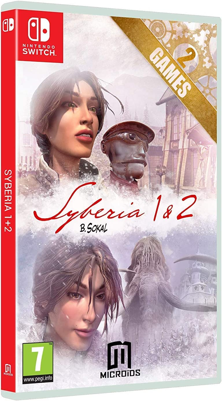 Pack: Syberia I + Syberia II: Amazon.es: Videojuegos