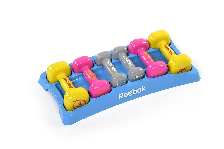 Reebok RAWT-11056 - Set de mancuernas con caja: Amazon.es ...