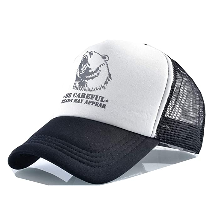Animal Baseball Cap Trucker Hats Mesh Women Men Gorra Animales Bordados Dad Hat Snapback Casquettes Funny Caps at Amazon Womens Clothing store: