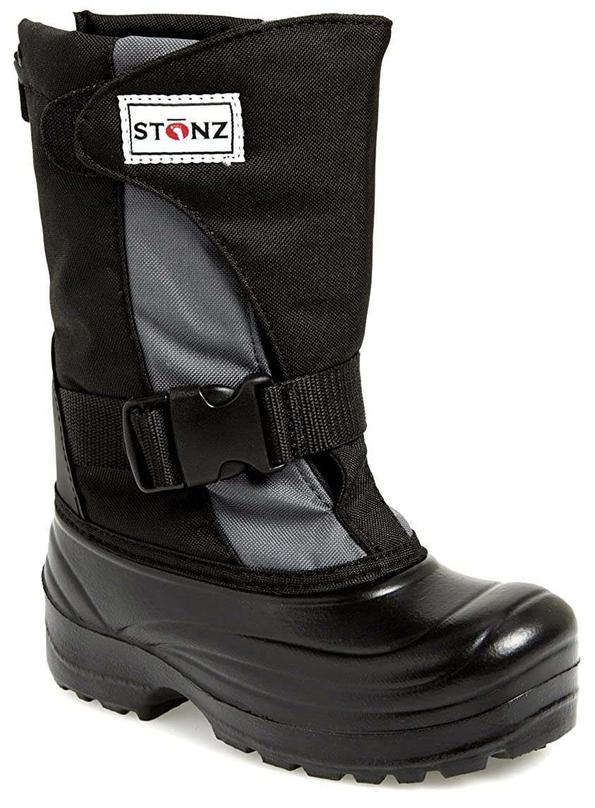 ad61cad94 Amazon.com | Stonz Performance Snow Boot for Boys & Girls - Light ...