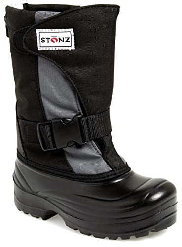 b85c81408bf Stonz Performance Snow Boot for Boys   Girls - Light-Weight