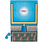 Fun Express Pin The Football Game Party Accessory: Includes 1 Game Sheet, 1 Blindfold Mask, and 8 Footballs