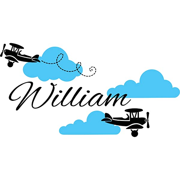 Baby Name Decal Boys Wall Decals Personalized Name Decal Boys Room Girls Wall Decals by DecorimDecorWallDecal Baby Wall Decals Name Wall Decals Wall Decal Nursery