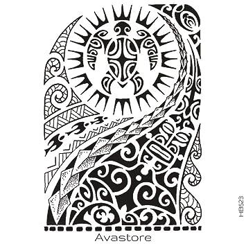 Das Maori Tattoo Am Unterarm Vorlagen Und Bedeutung 10