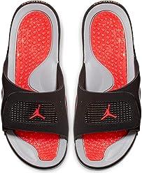 100% authentic f5ab2 15b2b Jordan Nike Men s Hydro 4 Retro Black 532225-006
