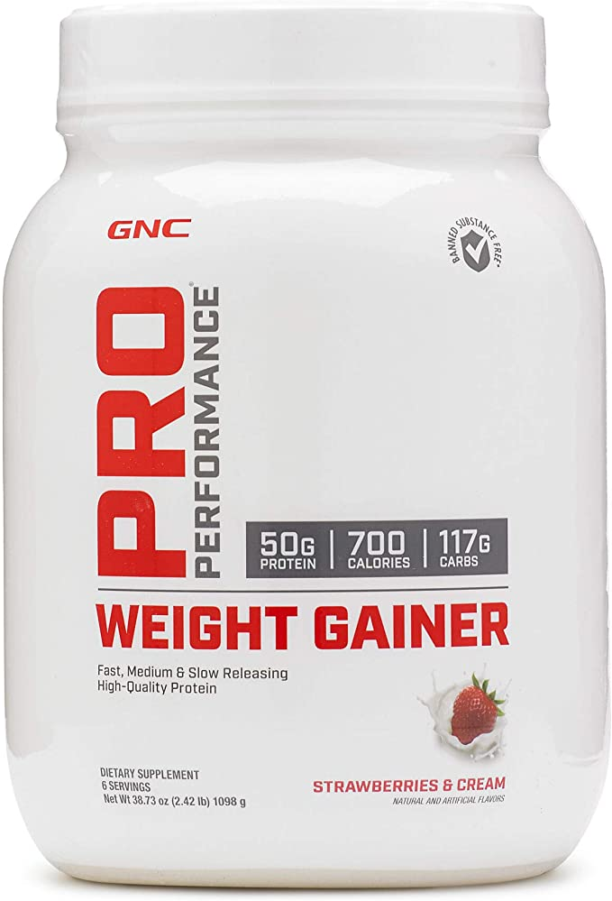Pro performance Weight Gainer