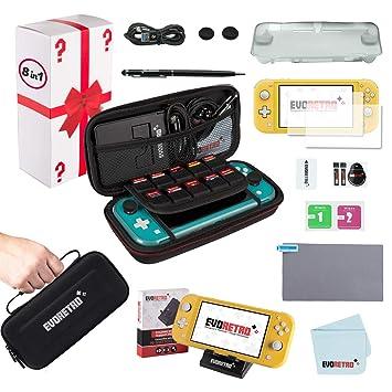 Amazon.com: Kit de inicio completo para Nintendo Switch Lite ...