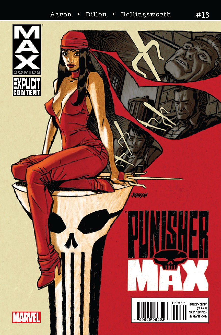 Punisher MAX Vol 2 #18 ebook