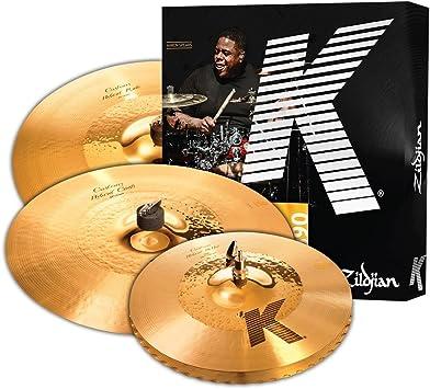 Zildjian K Custom Hybrid Cymbal Pack