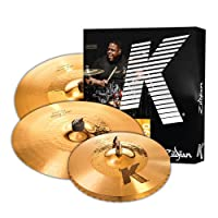 <br /> Zildjian K Custom Hybrid Cymbal Set