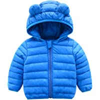 5abe88c73e2f Amazon Best Sellers  Best Baby Girls  Down Jackets   Coats