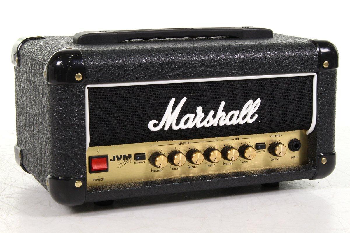 Marshall/JVM1H 真空管搭載ギター用1Wヘッドアンプ マーシャル B07DFNYD7Q
