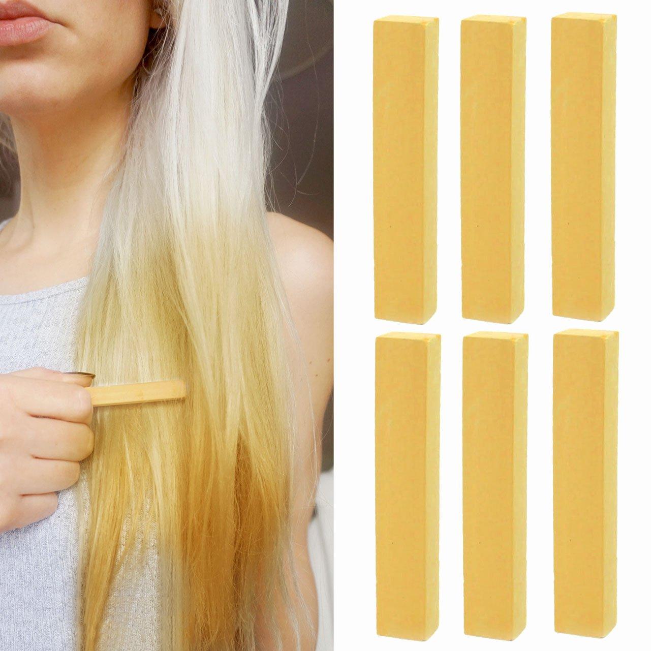 Amazon Best Temporary Golden Blonde Hair Dye Blonde Ombre