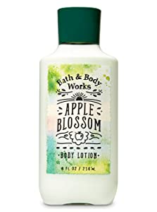 Bath and Body Works Apple Blossom Super Smooth Body Lotion, 8 fl oz