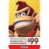 $99 Nintendo eShop Gift Card [Digital Code]