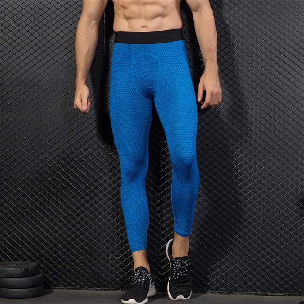 ZhuiKunA Herren Sporthosen Fitnesshosen Compression Leggings Strumpfhose