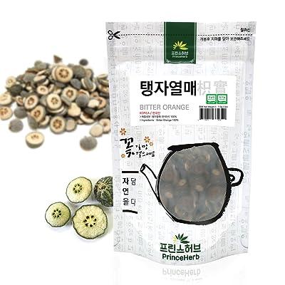 [Medicinal Korean Herb] Trifoliat Orange (Bitter Orange/Japanese Hardy Orange/Zhi/탱자 나무 열매) Dried Bulk Herbs 4oz (113g) : Garden & Outdoor