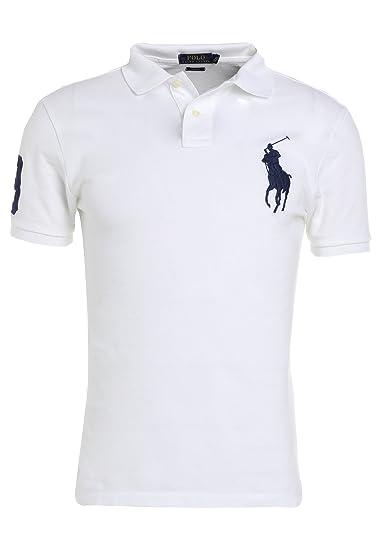 Polo Ralph Lauren Camiseta de Manga Corta, Camiseta Polo Fit/Classic Fit: Amazon.es: Ropa y accesorios