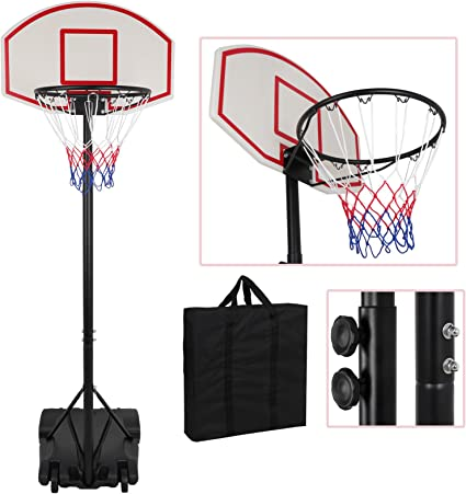 Amazon.com: N-bright - Aros de baloncesto ajustables ...