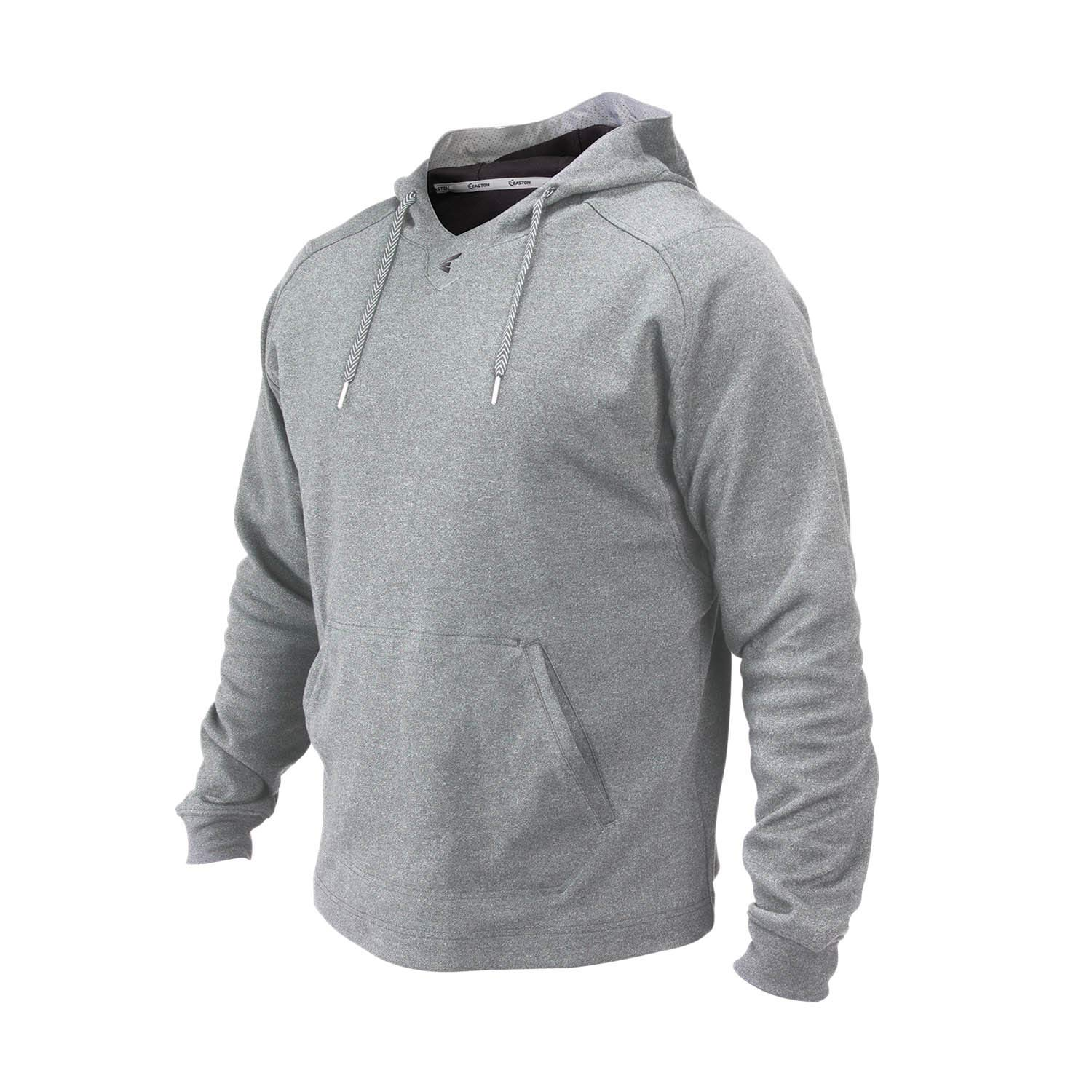 Soft Double Knit All Season Back For 100/% Team Decoration EASTON M10 Tech Fleece Hoodie Off Field Use Practice 2020 Blank Front Game Day Athletic Fit Design Perfect To Wear On Its Own