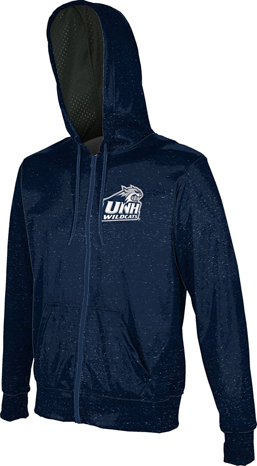 Heather ProSphere University Of New Hampshire Boys Fullzip Hoodie