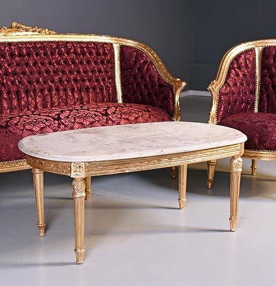 PALAZZO INT - Juego de Mesa y sillas de Estilo Barroco ...