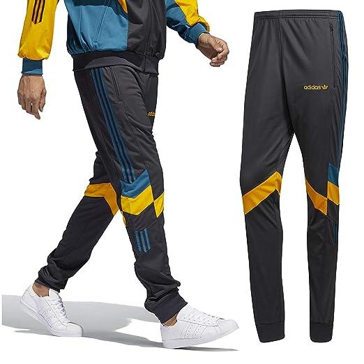 : adidas Mens ALOXE Track Pants CE4853_XL Carbon