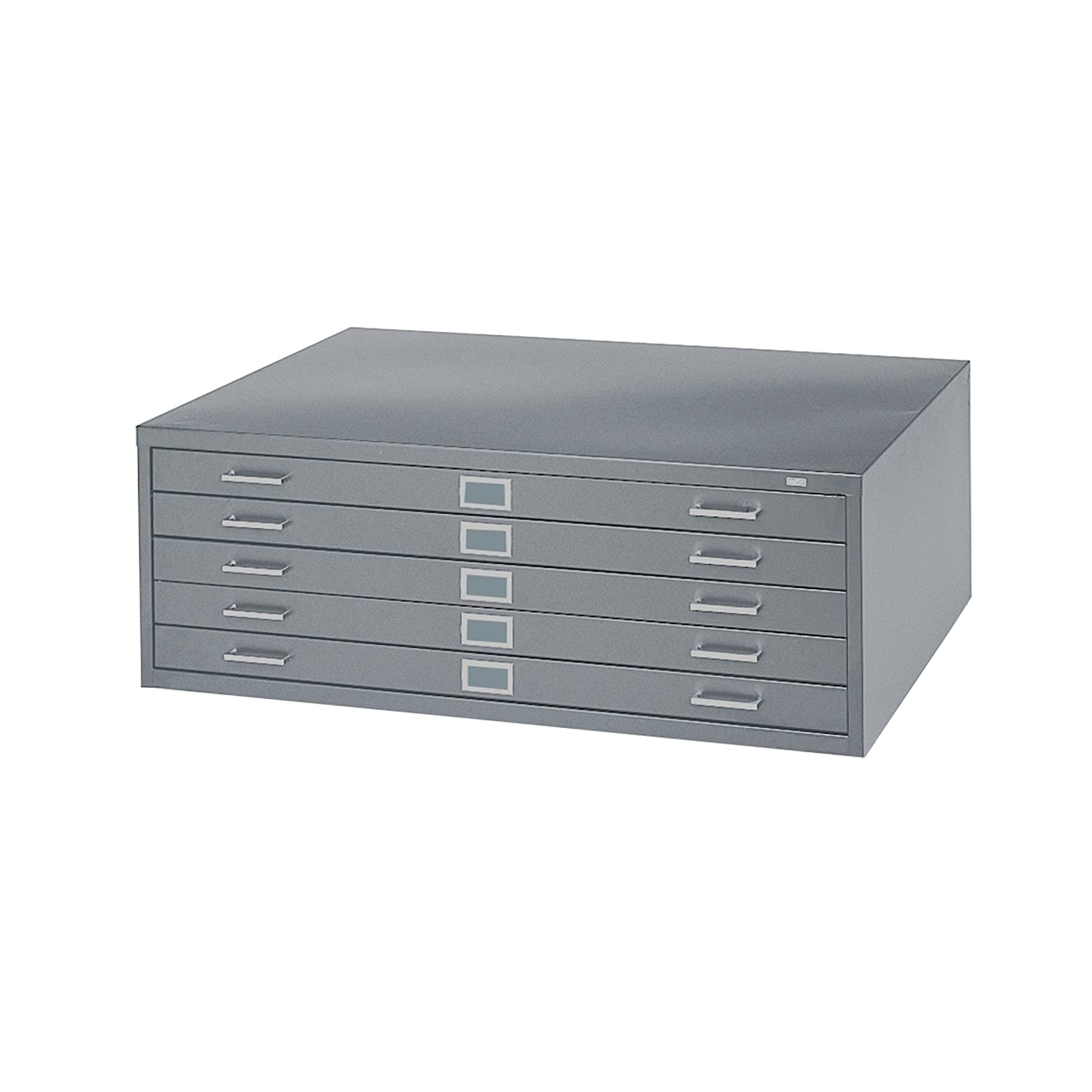"Amazon Safco Products 4994TSR Flat File for 36"" W x 24"" D"