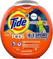Tide pods odor defense 4 en 1, 1.54 k con 54 capsulas