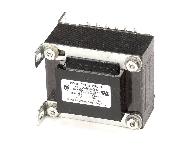 Bunn 27253.0001 Transformer, 80Va, 115/230V-24V