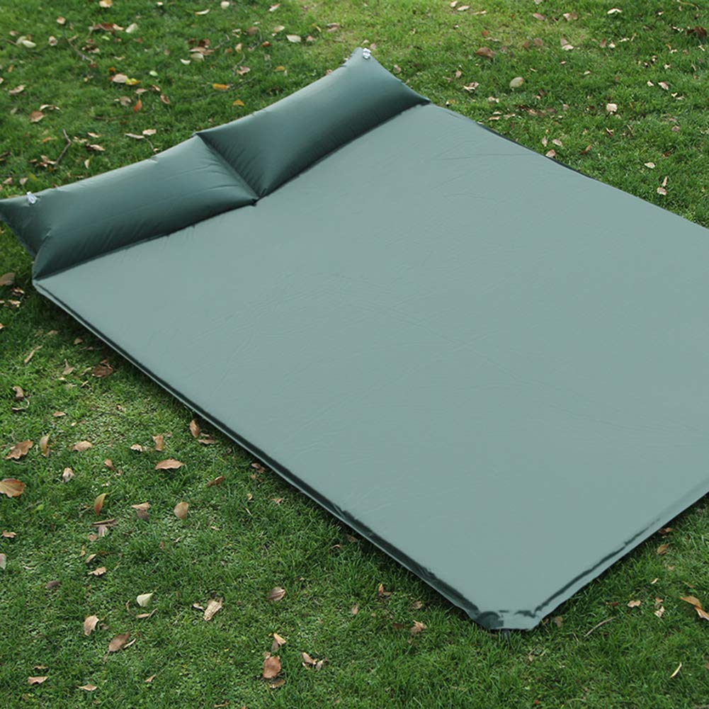WETERS Isomatte Doppel Für Camping Home Office Ultraleicht Compact Air Pad Aufblasbare Leichte Isomatte Portable Outdoor Wandern Matratze