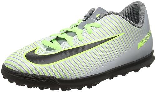 NIKE Jr Mercurialx Vortex III TF, Botas de fútbol Unisex Adulto: Amazon.es: Zapatos y complementos