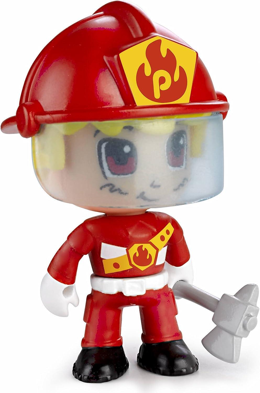 Pinypon Action - Figurita Bombero (Famosa 700014733) , color ...