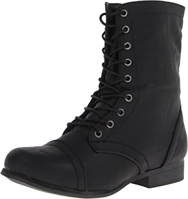 lace up girls boots