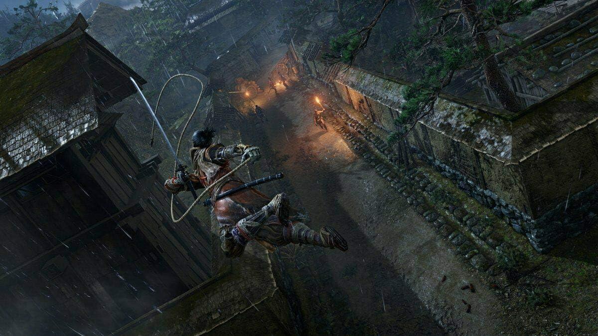 SEKIRO: Shadows Die Twice - PlayStation 4 [Importación italiana]: Amazon.es: Videojuegos
