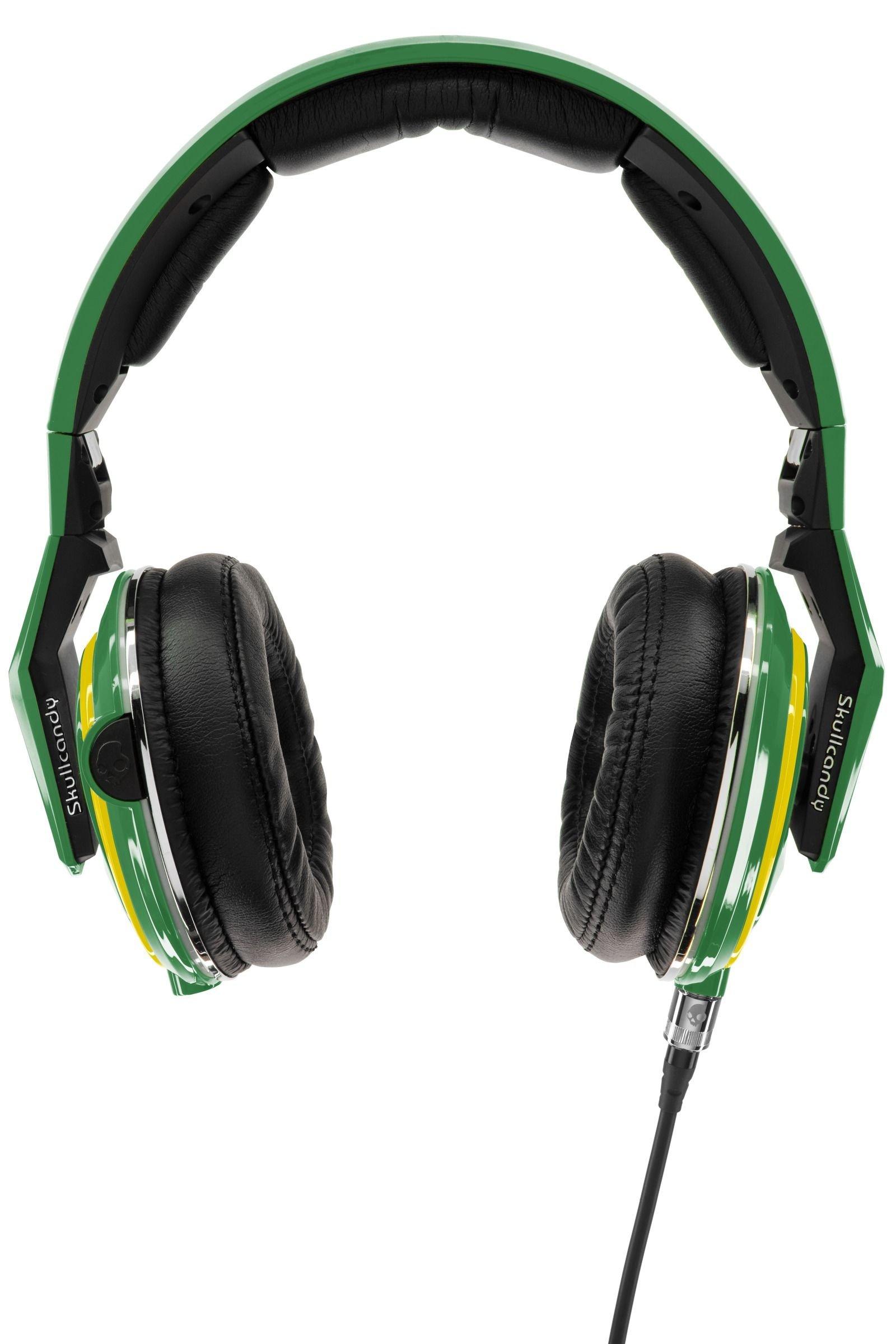 Skullcandy Mix Master Headphones with DJ Capabilities and 3 Button Mic, NBA Boston Celtics by Skullcandy (Image #4)