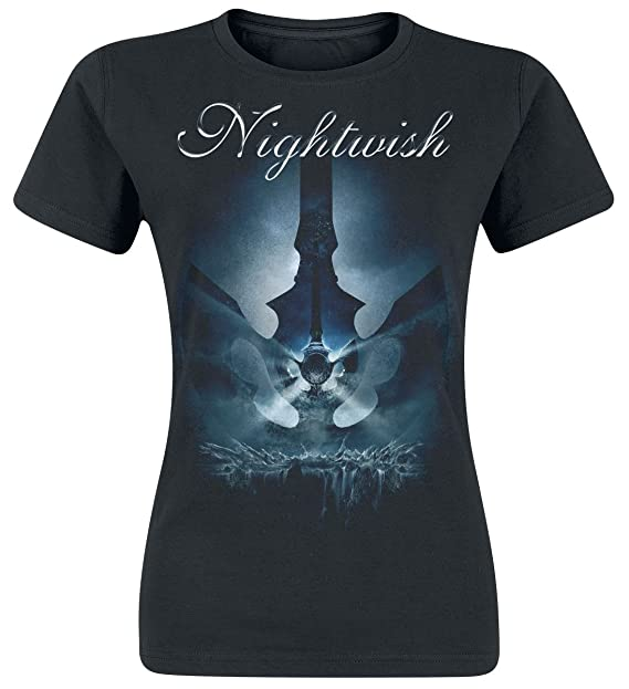 Nightwish Dark Passion Play - Decades Camiseta Negro dzdoE9yuV