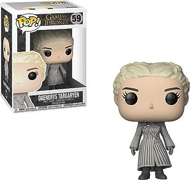 Oferta amazon: Funko Pop!- Colección Vinilo Game of Thrones Daenerys Figura Coleccionable, Multicolor, única (28888)