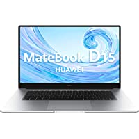 Huawei Matebook D15 - Ordenador Portátil de 15.6'' FullHD (AMD Ryzen 5 3500u, Multi-Screen Collaboration, 8GB RAM, 256GB…