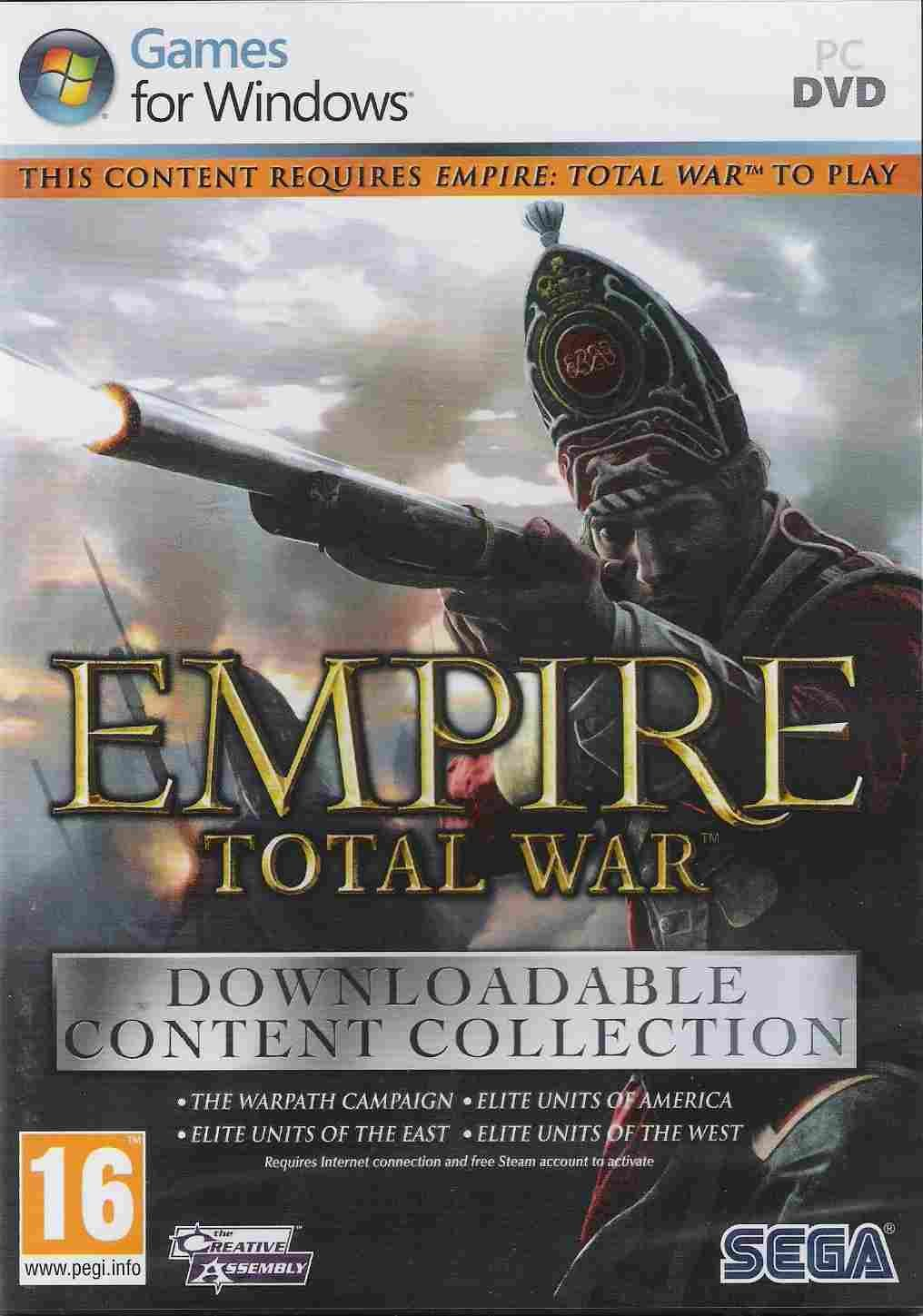 Empire Total War Content Collection