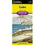 Cuba : Travel Maps International Adventure Map (National Geographic Adventure Travel Maps)