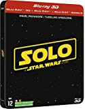 Solo : a Star Wars story - steelbook 3D + 2D + bonus [Blu-ray]