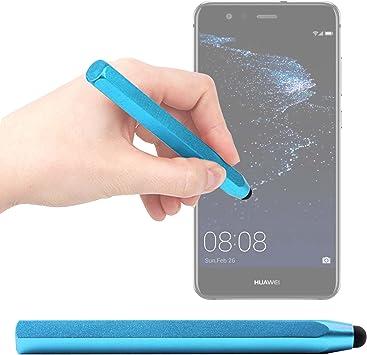 DURAGADGET Lápiz Stylus Azul para Smartphone Huawei P10 Lite ...