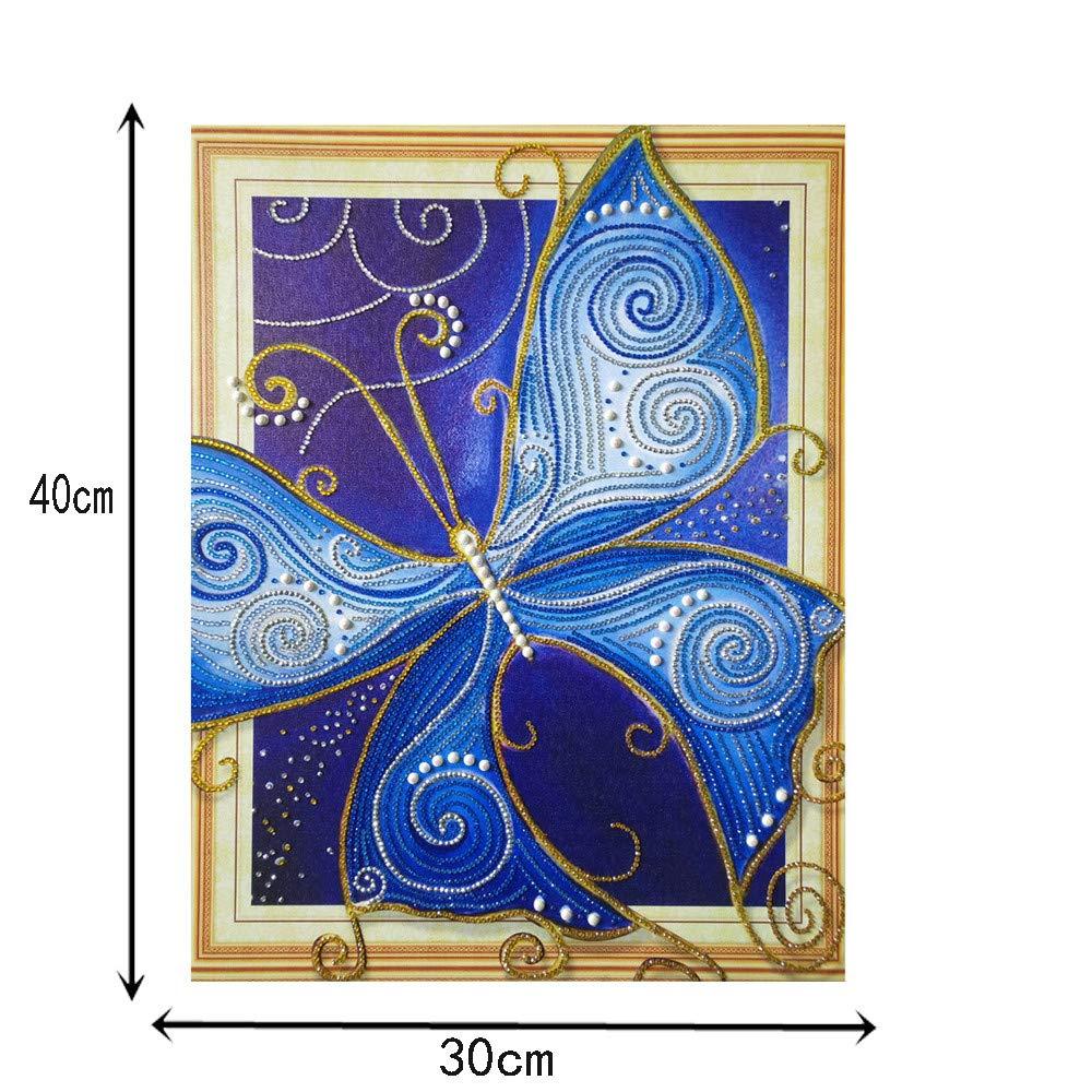 Rose Blumen Weiss Rosa Diamond Malerei Stickpackungen Bilder sunnymi DIY 5D Diamant Stickerei 5pcs 95 * 45cm