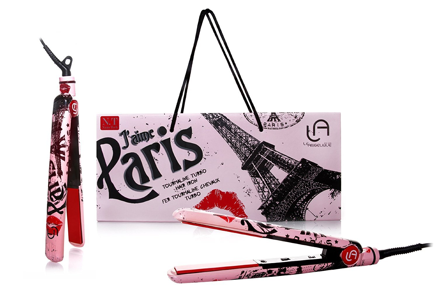 Le Angelique Flat Iron, Paris SFR Products 3056