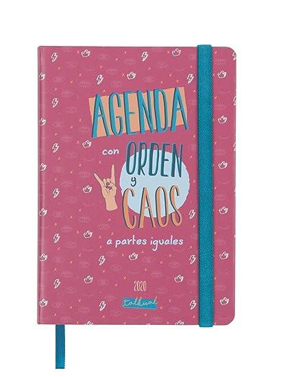 Finocam - Agenda Talkual 2020 8º - 120x169 1 día página Orden español
